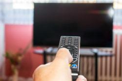 テレビの見たい番組が映らない